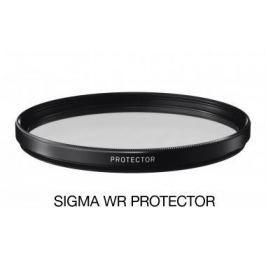 Sigma filtr PROTECTOR 82mm WR, ochranný filtr základní voděodpudivý