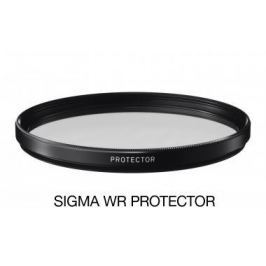Sigma filtr PROTECTOR 95mm WR, ochranný filtr základní voděodpudivý