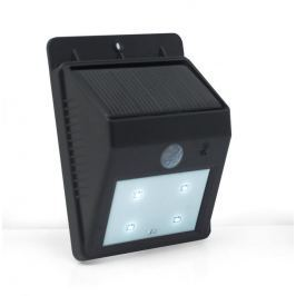 Sunen PowerNeed  Solární nástěnné svítidlo s pohybovým čidlem IP64