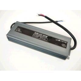TLE Zdroj  napájecí pro LED pásky 300W, IP67, 12V - slim