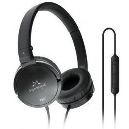 SOUNDMAGIC Sluchátka P22C, s mikrofonem, černá,