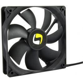 SILENTIUM PC SilentiumPC přídavný ventilátor Zephyr 120/ 120mm fan/ ultratichý 13,6 dBA