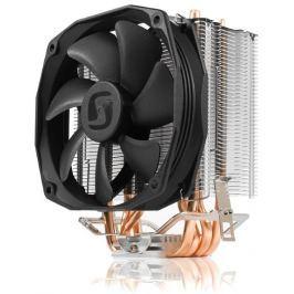 SILENTIUM PC SilentiumPC chladič CPU Spartan 3 PRO HE1024/ ultratichý/ 100mm fan/ 4 heatpipes