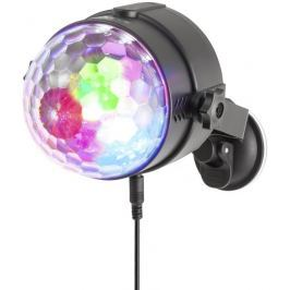 NGS Technology NGS SPECTRARAVE/ Párty LED světlo/ 3x barvy/ USB/ Dálkové ovládání