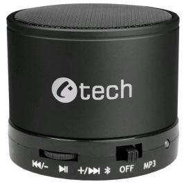 C-TECH reproduktor SPK-04B, bluetooth, handsfree, čtečka micro SD karet/přehráva