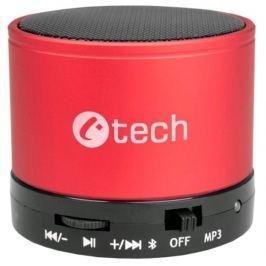 C-TECH reproduktor SPK-04R, bluetooth, handsfree, čtečka micro SD karet/přehráva