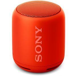 Sony Přenosný reproduktor  SRS-XB10, červený
