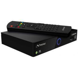 STRONG android box SRT 2401/ 4K Ultra HD/ DVB-S2/T2/C/ H.265/HEVC/ IPTV/ HDMI/ 2