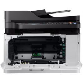 HP - Samsung SL - C480FW,A4,18/4ppm,2400x600dpi,SPL,128MB,USB,ethernet,wifi,NFC,