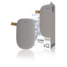 Sweex Přenosná Powerbanka 10400 mAh USB Šedá