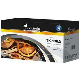 VICTORIA TK130 Inkjet cartridge pro tiskárny FS 1028DP MFP, 1300D, 7200 str.k, černá, VIC