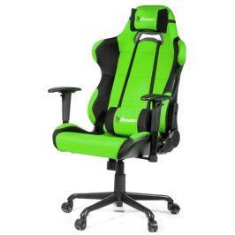 AROZZI herní židle TORRETTA XL/ černozelená