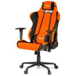AROZZI herní židle TORRETTA XL/ černooranžová