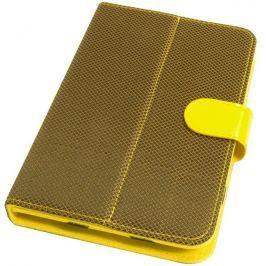 Multioffice ART T-17D univerzální pouzdro pro tablet  7 '' žlutá barevná série