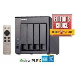 QNAP TS-451+-8G (2,0Hz/8GB RAM/4xSATA)