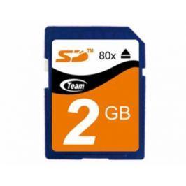 TEAM SD card 2GB (speedy 80x)