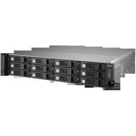QNAP TVS-1271U-RP-i3-8G Turbo NAS Server, i3-4150 3,5GHz DC/8GB/12x HDD HP/4xGL/