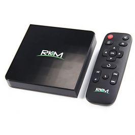 eGreat Rikomagic MK06 4K Media Hub, QC 2GHz/1GB/8GB/WLAN/GLAN/BT/USB/HDMI/DO/A5.1LP