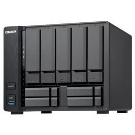 "QNAP TS-1635AX-4G Turbo NAS server, 1,6 GHz QC/4GB/12xHDD/4x 2,5""HDD/1xGL+1x10GL"
