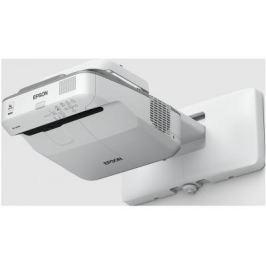 EPSON projektor EB-670 3LCD/1024x768 XGA/3100 ANSI/14 000:1/HDMI/LAN/16W Repro/(