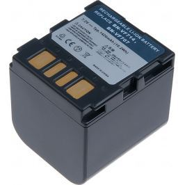 T6 POWER Baterie  JVC BN-VF707U, BN-VF707, BN-VF714, 1420mAh, šedá