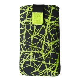 ALIGATOR Pouzdro RedPoint Velvet Green Web velikost 3XL