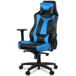 AROZZI herní židle VERNAZZA/ černomodrá