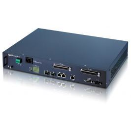 ZyXEL VES1724-56, 24-port VDSL2 Switch, 100Mbps/100Mbps over phone cable, AC inp