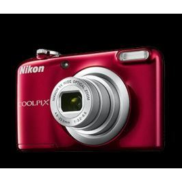 Nikon COOLPIX A10 - 16,1 MP, 5x zoom - Red