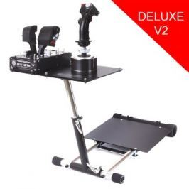 Wheel Stand Pro DELUXE V2, stojan na joystick pro Thrustmaster HOTAS WARTHOG, Sa