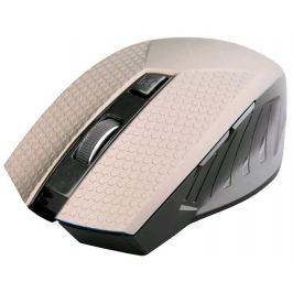 C-TECH myš WLM-04, bezdrátová, 1600DPI, 6 tlačítek, USB nano receiver