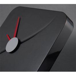 SIGEL Nástěnné hodiny artetempus(R)-kada, černá,