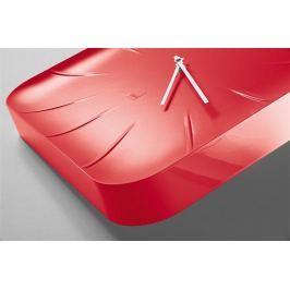 SIGEL Nástěnné hodiny artetempus(R)-inu, červená fresh,