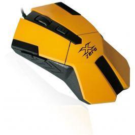 Vakoss X-ZERO Herní optická myš 2400dpi, multifunkční tlačítka X-M331Y
