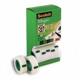 3M SCOTCH Lepicí páska, 2ks navíc, 19mm x 33m, 3M/SCOTCH Magic Tape