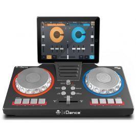IDANCE XD101BK/ Párty DJ systém/ 20W/ 2x Disco ball/ 1x MIC