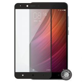 SCREENSHIELD ™ XIAOMI Redmi Note 4 Tempered Glass protection (full COVER black)