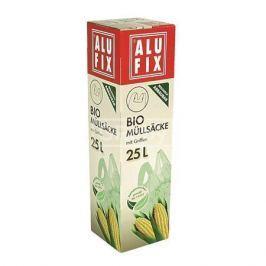 ALUFIX Odpadkové pytle Bio, zatahovací, 25 l, 10 ks,