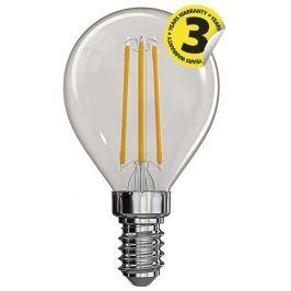 EMOS Lighting LED žárovka Filament Mini Globe A++ 4W E14 neutrální bílá