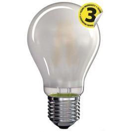 EMOS Lighting LED žárovka Filament matná A60 A++ 8,5W E27 teplá bílá
