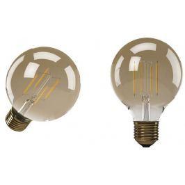 EMOS Lighting LED žárovka Vintage G95 4W E27 teplá bílá+
