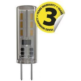 EMOS Lighting LED žárovka Classic JC A++ 1,3W G4 neutrální bílá