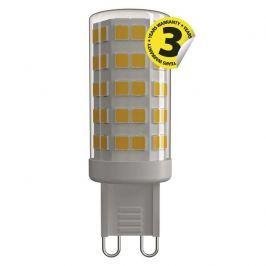EMOS Lighting LED žárovka Classic JC A++ 4,5W G9 teplá bílá