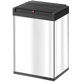 Hailo Odpadkový koš  BIG-BOX® SWING L ::BÍLÝ/ČERNÝ