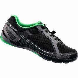 Shimano Cyklistické boty  CT41::45; Zelená Pánská obuv