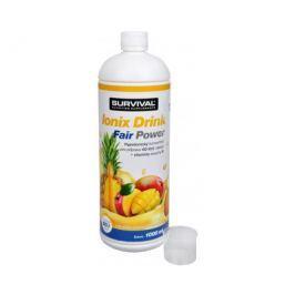 Survival Ionix Drink Fair Power 1000 ml Ionix Drink Fair Power Pomeranč Iontové nápoje
