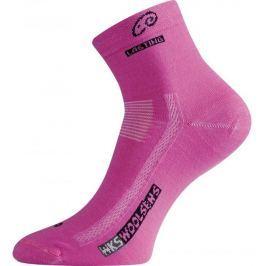 Lasting Vlněné ponožky  WKS::34 - 37; Růžová spodní prádlo