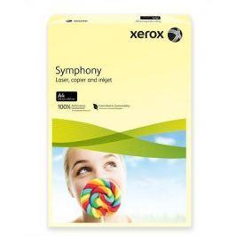 XEROX barevný papír (Žlutá, 80g/500 listů, A4) papíry