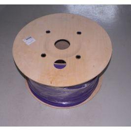 10GXE01.R0500 F/FTP Cat. 6A 4x2xAWG23 - drát- NH - fialová (balení:  cívka 500m)