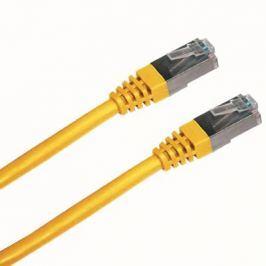 Datacom Patch kabel FTP CAT5E 2m žlutý